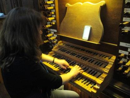 1753 Le Picard/2002 Thomas organ, Onze-Lieve-Vrouwe Basiliek, Tongeren