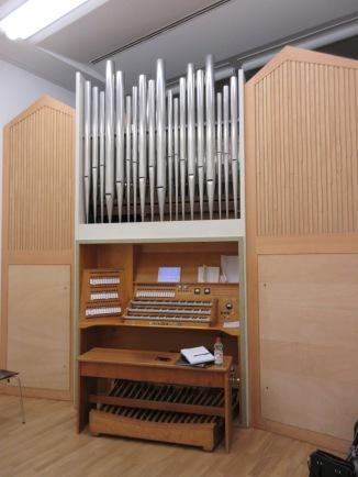 1972 Weigle organ